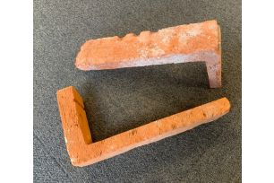Pieza angular Cemento Vintage